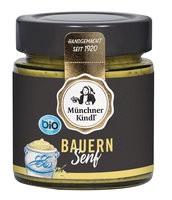 Senf Bauern Senf BIOLAND, 125ml
