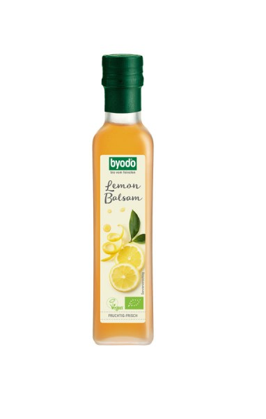 Essig Balsam Lemon Bio 250 ml