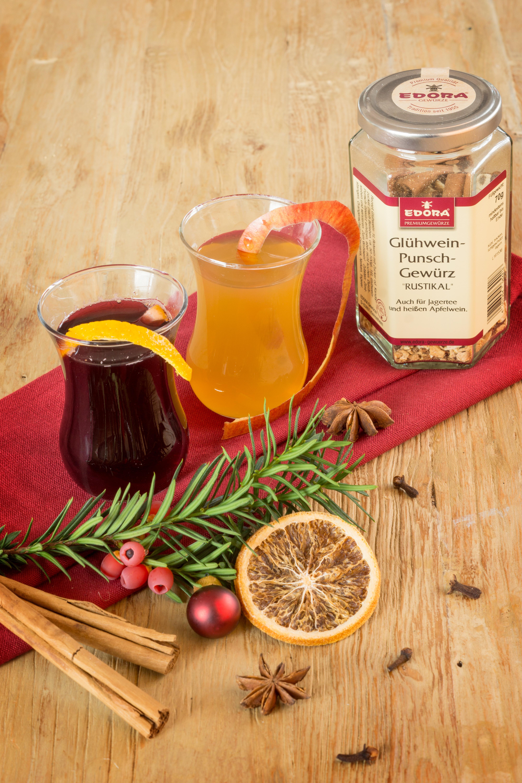 Weihnachtsgetränke | Rezepte | EDORA Gewürze Shop