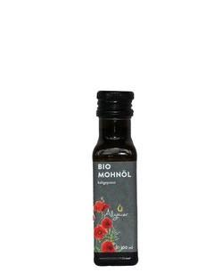 Öl Mohn Bio 100ml