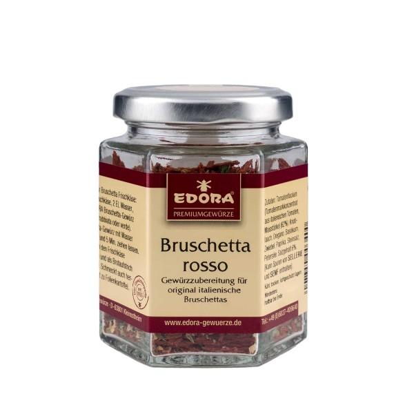 Bruschetta rosso Gewürzzubereitung