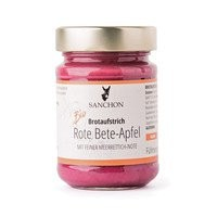 Brotaufstrich Rote Bete-Apfel, Bio, 190g