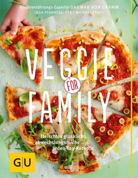 Veggie for Family von Dagmar von Cramm