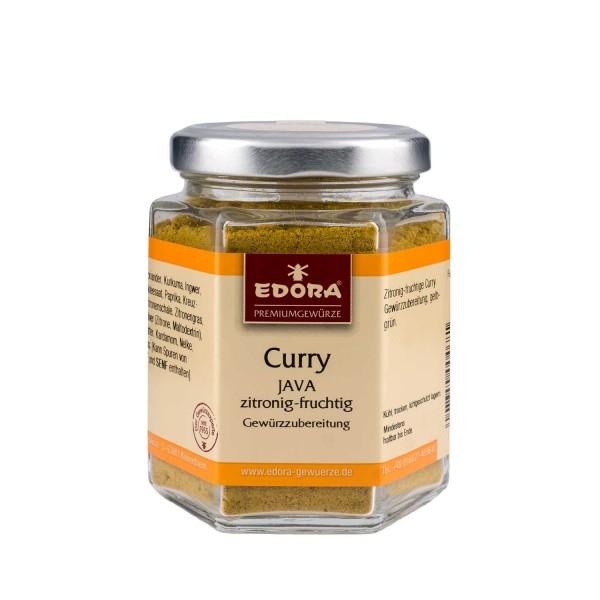 Curry Java Gewürzzubereitung