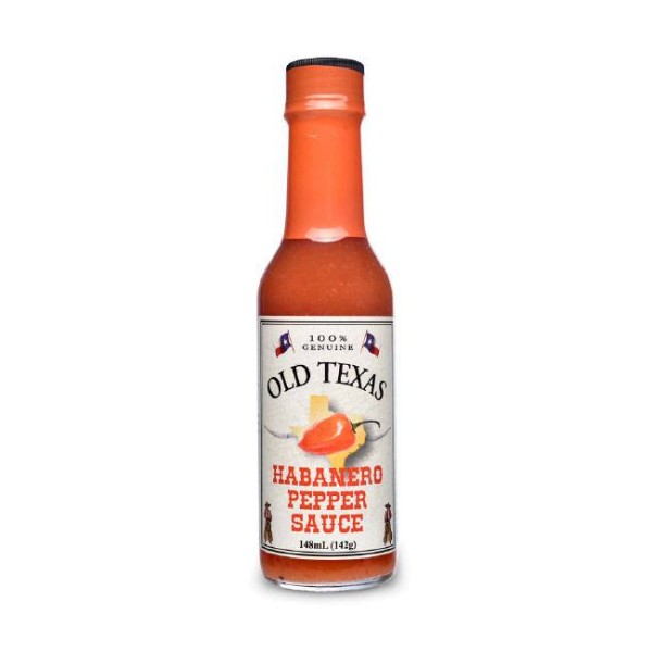 Habanero Pepper Sauce 148ml