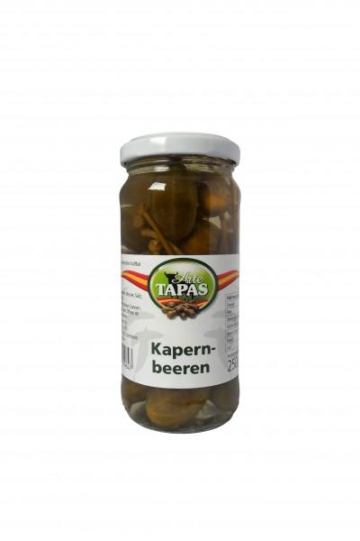 Kapernfrüchte /-Beeren 120g