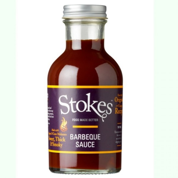 Stokes BBQ Sauce 250ml