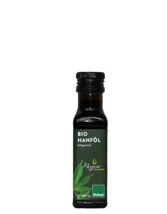 Hanföl nativ Bio 100ml