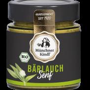 Bärlauch-Senf BIOLAND, 125ml