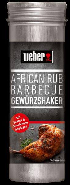WEBER African Rub Gewürzshaker
