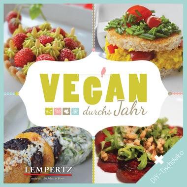 Vegan durchs Jahr (Lampertz Edition)