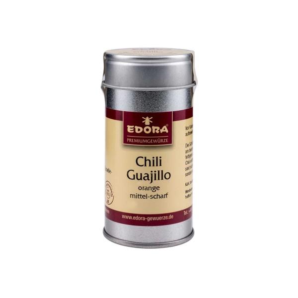 Chili Guajillo, gemahlen
