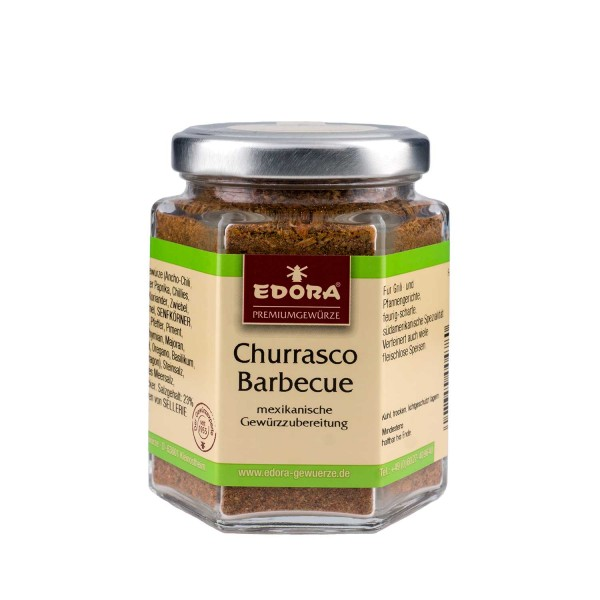 Churrasco BBQ Gewürzzubereitung