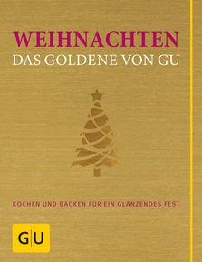 Weihnachten, das Goldene von GU für ein glänzendes Fest