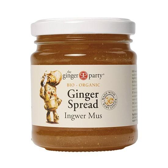 Ingwer Mus bio (Ginger Spread)