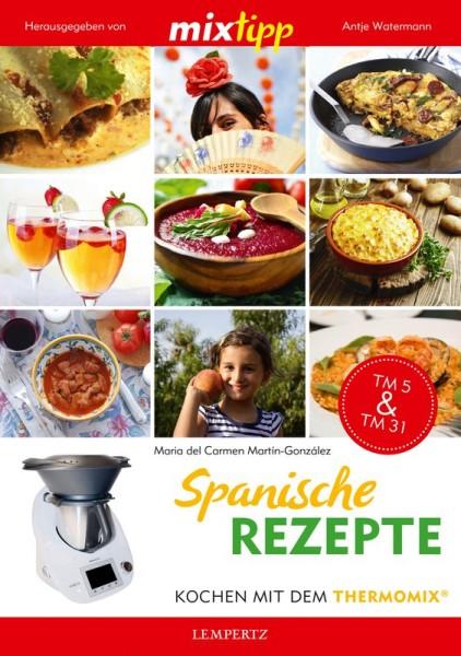 mixtipp: Spanische Rezepte - Rezepte für den Thermomix