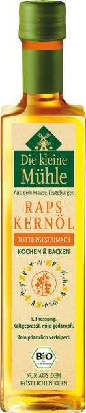 Raps-Kernöl mit Buttergeschmack, 500ml, Bio