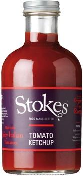 Ketchup Stokes Tomate