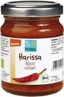 Sauce Harissa demeter 125g