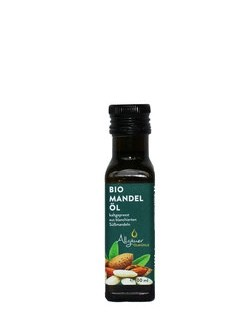 Mandelöl nativ Bio 100ml