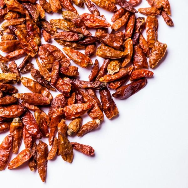 Chili Früchte, ganz, Bird Eyes