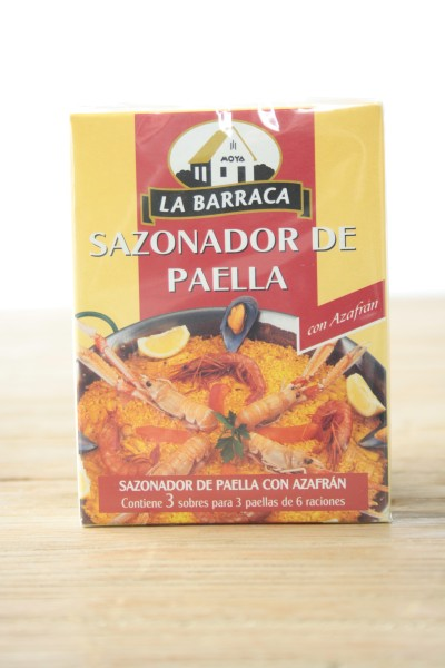 Paella Würzer mit Safran