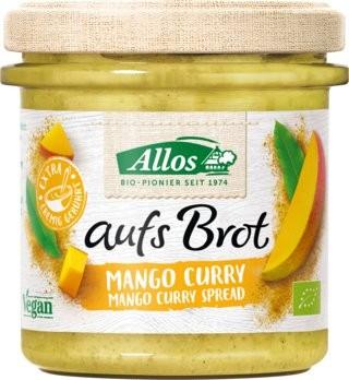 Auf's Brot Mango Curry Bio 140 g