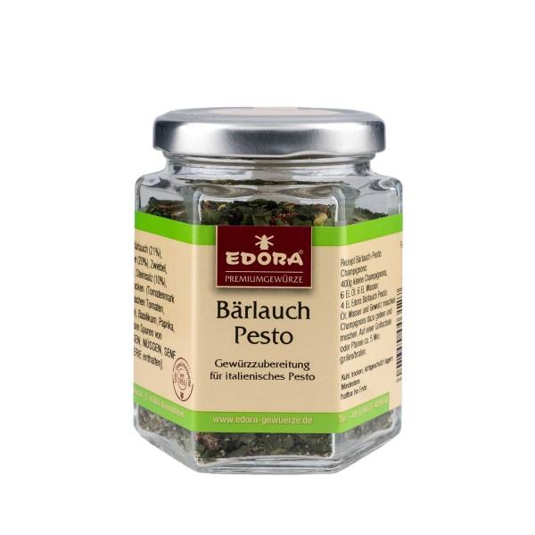 Pesto-Bärlauch Gewürzzubereitung