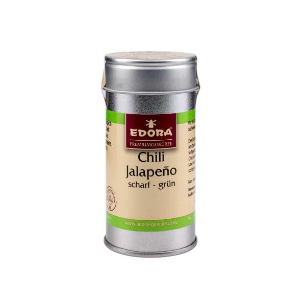Chili Jalapeno grün, gemahlen