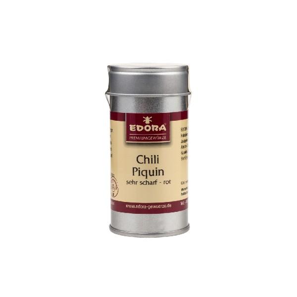 Chili Piquin gemahlen