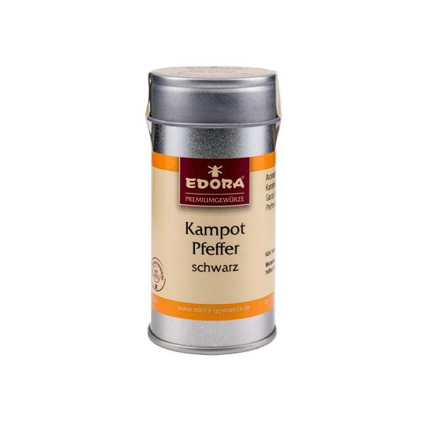 Pfefferkörner, Kampot, schwarz
