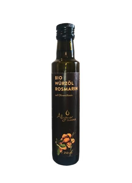 Olivenöl Rosmarin Bio 250ml