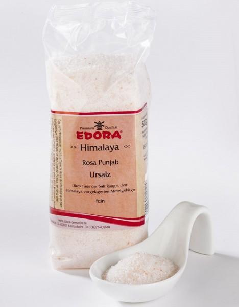 Rosa Punjab Salz fein aus dem Himalaya-Vorland