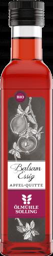 Essig Balsam Apfel-Quitte Bio 250 ml