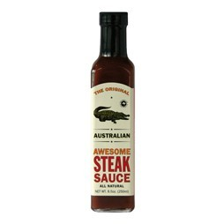Grillsauce Australian Awesome Steak Sauce all Natural 250ml