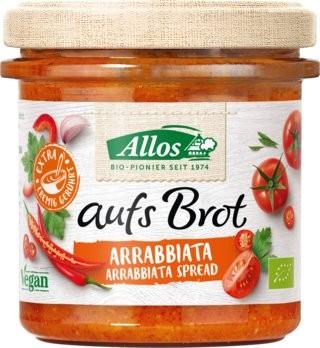 Auf's Brot Arrabbiata Bio 140 g