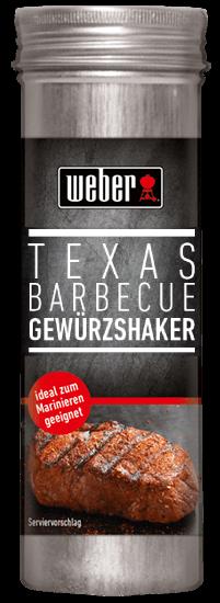 WEBER Texas BBQ Gewürzshaker