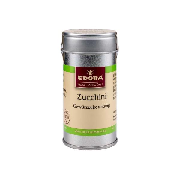 Zucchini Gewürzzubereitung