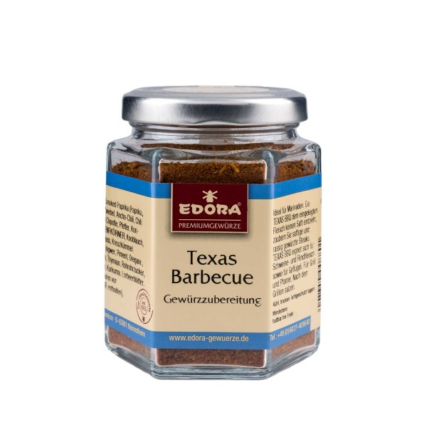 Texas-BBQ Gewürzzubereitung